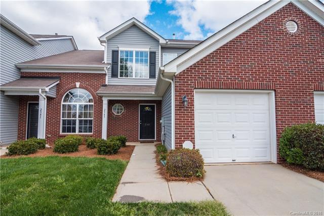 2343 Calabassas Lane, Matthews, NC 28105 (#3382364) :: Scarlett Real Estate