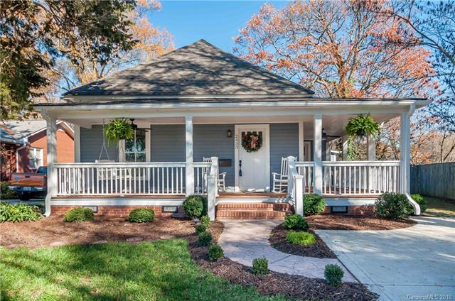 2433 Laburnum Avenue, Charlotte, NC 28205 (#3382379) :: David Hoffman Group