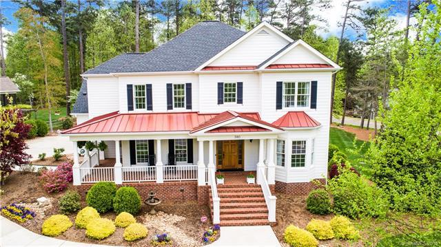 380 Agnew Road, Mooresville, NC 28117 (#3382389) :: Besecker Homes Team