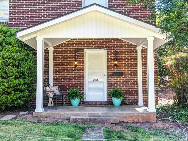 226 Providence Road, Charlotte, NC 28207 (#3382404) :: Burton Real Estate Group