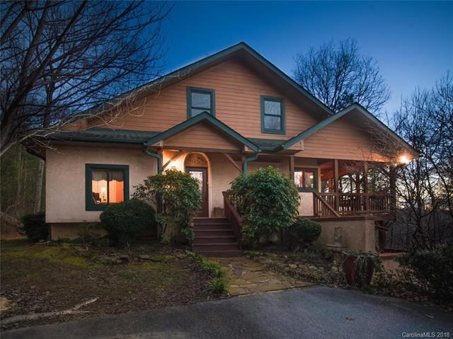 79 Sequoyah Hills Drive, Fletcher, NC 28732 (#3382410) :: Robert Greene Real Estate, Inc.