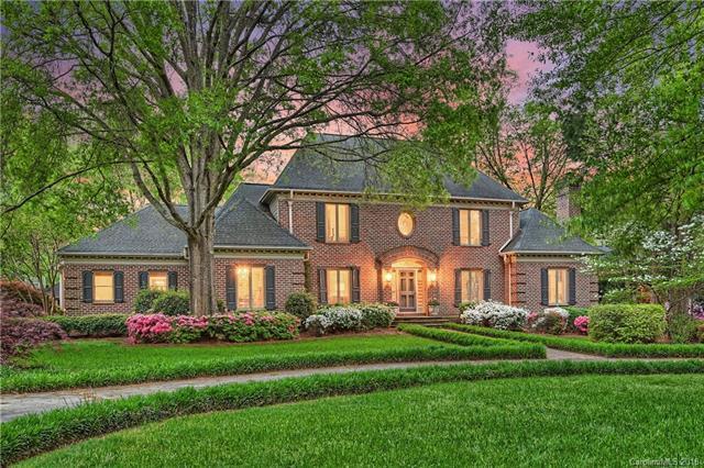 2731 Beretania Circle, Charlotte, NC 28211 (#3382430) :: Miller Realty Group