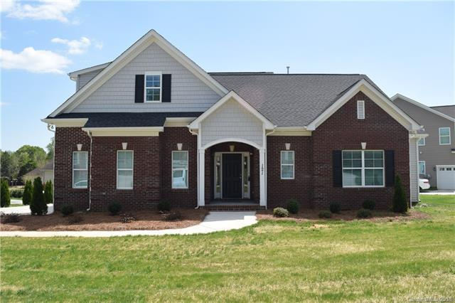 121 Daniel Efird Drive L 55, Mount Holly, NC 28120 (#3382464) :: RE/MAX Metrolina