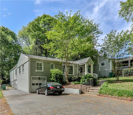 3014 Forest Park Drive, Charlotte, NC 28209 (#3382467) :: High Performance Real Estate Advisors