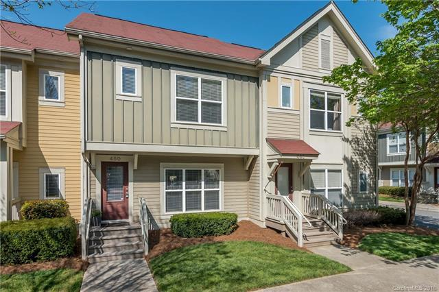 450 W Worthington Avenue, Charlotte, NC 28203 (#3382569) :: Scarlett Real Estate