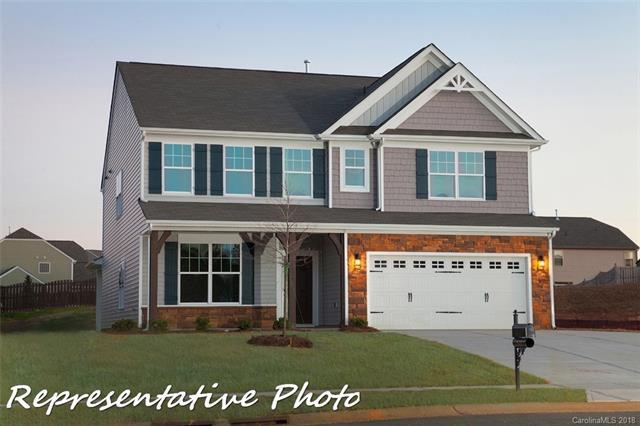 4340 Falls Lake Drive SW Lot 33, Concord, NC 28025 (#3382585) :: The Ramsey Group