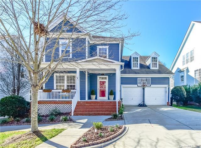 327 O Henry Avenue, Davidson, NC 28036 (#3382602) :: Odell Realty Group