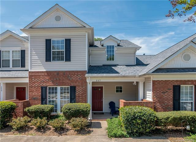 117 Ross Moore Avenue, Charlotte, NC 28205 (#3382614) :: David Hoffman Group