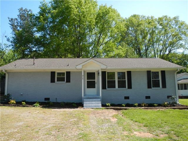 314 College Street, Marshville, NC 28103 (#3382627) :: LePage Johnson Realty Group, LLC