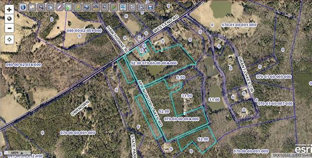 00 Springwood Lakes Road, Chester, SC 29706 (#3382643) :: Mossy Oak Properties Land and Luxury