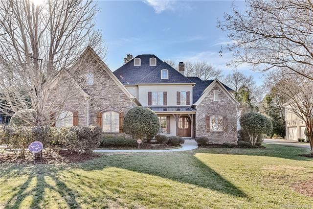 7109 Fairway Vista Drive, Charlotte, NC 28226 (#3382647) :: The Ann Rudd Group