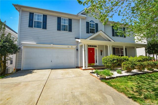 144 Trotter Ridge Drive, Mooresville, NC 28117 (#3382679) :: The Sarver Group
