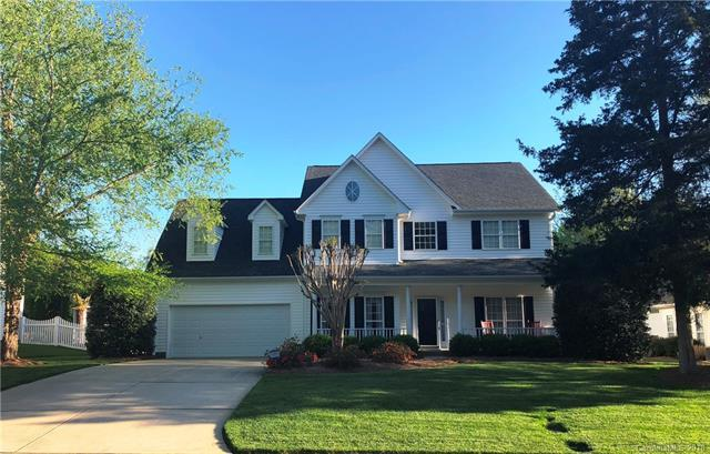 3368 Garrett Drive, Concord, NC 28027 (#3382754) :: The Ramsey Group