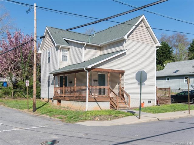 63 Mount Clare Avenue, Asheville, NC 28801 (#3382789) :: Robert Greene Real Estate, Inc.