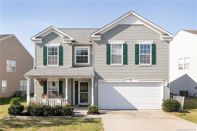 212 Elaine Court, Clover, SC 29710 (#3382802) :: Charlotte Home Experts