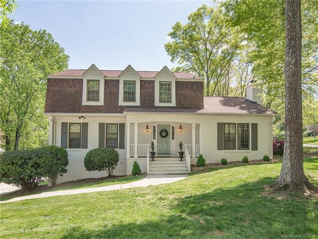 3809 Bridgewood Lane, Charlotte, NC 28226 (#3382849) :: High Performance Real Estate Advisors
