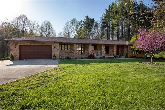 206 Valley View Drive, Pisgah Forest, NC 28768 (#3382892) :: Robert Greene Real Estate, Inc.
