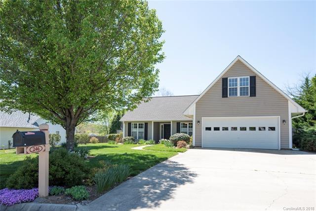 246 Cottage Ridge Road, Fletcher, NC 28732 (#3382916) :: Exit Mountain Realty