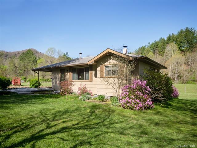 886 Middle Fork Road, Brevard, NC 28712 (#3382936) :: Exit Mountain Realty