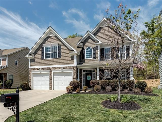 2012 Canopy Drive, Indian Trail, NC 28079 (#3382939) :: Phoenix Realty of the Carolinas, LLC
