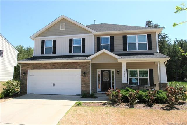 10122 Meridale Crossing Drive, Charlotte, NC 28269 (#3382949) :: Robert Greene Real Estate, Inc.
