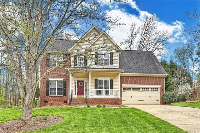 2815 Walcourt Valley Place, Charlotte, NC 28270 (#3382975) :: Stephen Cooley Real Estate Group