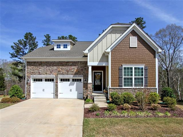 155 Cherry Bark Drive, Mooresville, NC 28117 (#3382991) :: The Sarver Group