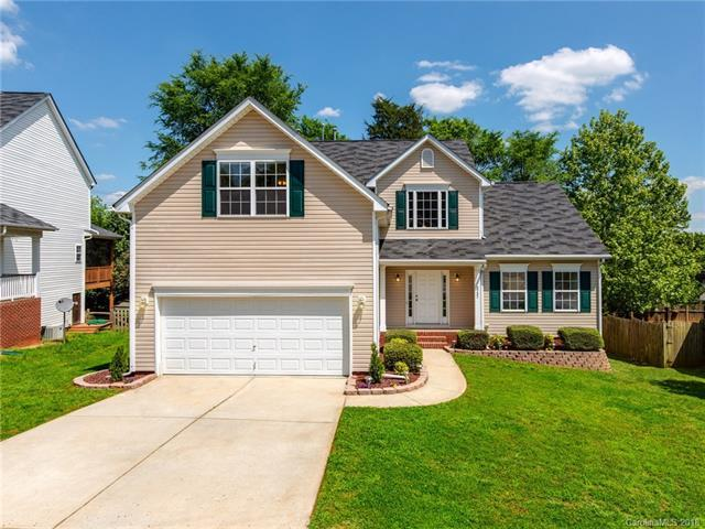 2727 Fishermans Drive NW, Concord, NC 28027 (#3382996) :: Charlotte Home Experts