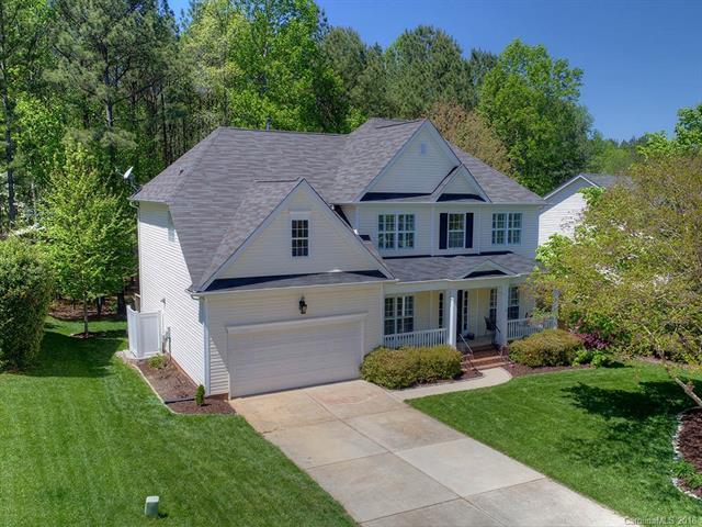 5715 Snapdragon Lane, Huntersville, NC 28078 (#3383037) :: Odell Realty Group