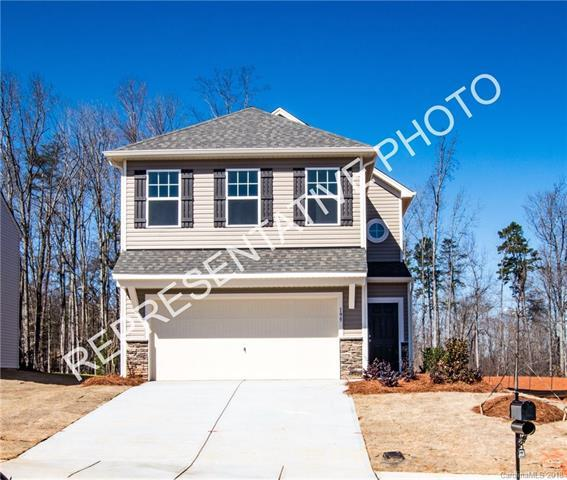 172 Hidden Lakes Road, Statesville, NC 28677 (#3383072) :: Burton Real Estate Group