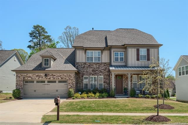 13029 Horned Lark Drive, Charlotte, NC 28278 (#3383148) :: Odell Realty Group