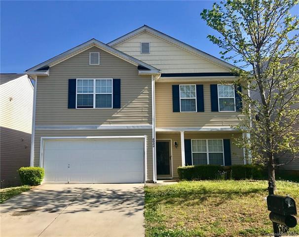 5023 Patricia Ann Lane, Charlotte, NC 28269 (#3383163) :: Burton Real Estate Group