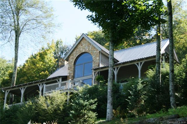 670 Overlook Drive, Mars Hill, NC 28754 (#3383177) :: High Performance Real Estate Advisors