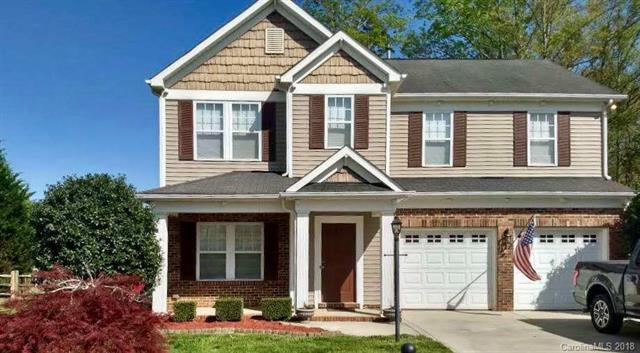 4411 Overbecks Lane #6, Waxhaw, NC 28173 (#3383224) :: Homes Charlotte