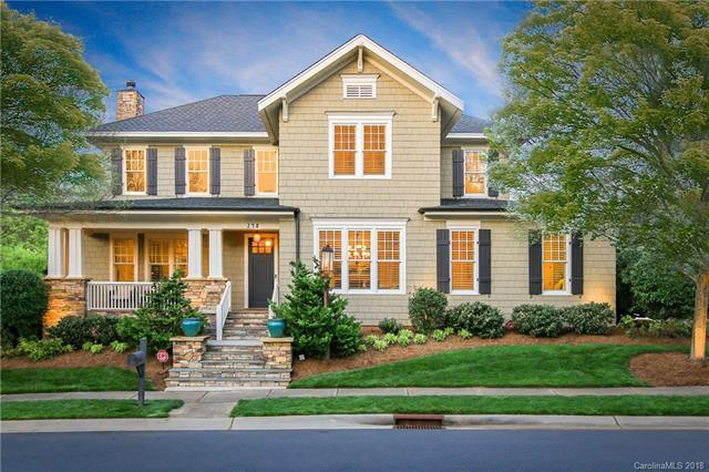 248 N Wendover Hill Court, Charlotte, NC 28211 (#3383227) :: Carlyle Properties