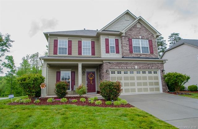 7001 Sedgewick Road, Indian Trail, NC 28079 (#3383341) :: The Andy Bovender Team