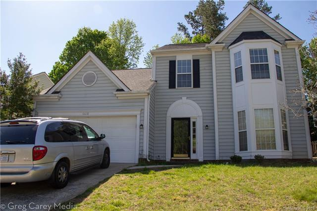 6610 Harburn Forest Drive, Charlotte, NC 28269 (#3383348) :: Odell Realty Group