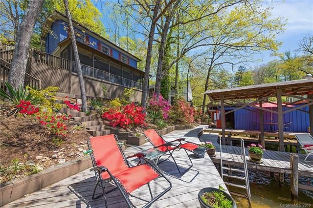 162 Moffitt Road, Lake Lure, NC 28746 (#3383373) :: Odell Realty Group