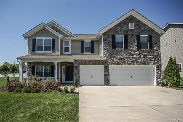 5303 Hackberry Lane SW, Concord, NC 28027 (#3383434) :: Odell Realty Group