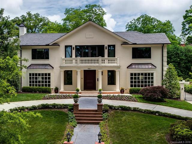 1861 Queens Road W, Charlotte, NC 28207 (#3383472) :: High Performance Real Estate Advisors