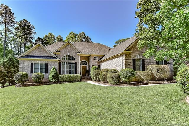 741 Clifden Drive, Matthews, NC 28104 (#3383474) :: Leigh Brown and Associates with RE/MAX Executive Realty