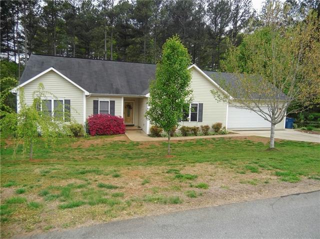 5137 Buckhead Drive, Granite Falls, NC 28630 (#3383508) :: Century 21 First Choice