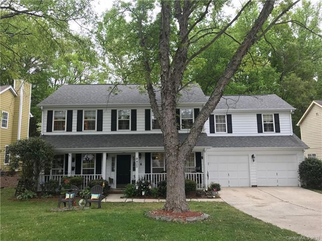 9400 Lake Spring Avenue, Charlotte, NC 28216 (#3383529) :: Miller Realty Group