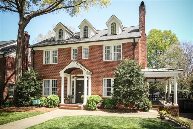 1505 Biltmore Drive, Charlotte, NC 28207 (#3383596) :: Charlotte's Finest Properties