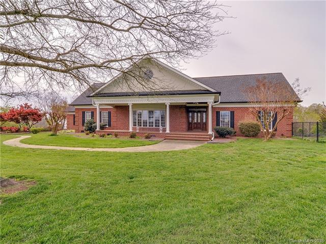 10652 Peach Orchard Road, Harrisburg, NC 28075 (#3383598) :: Odell Realty Group