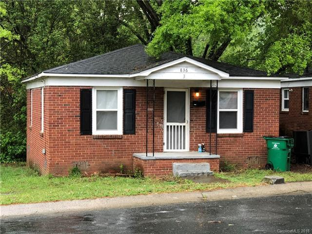 836 Rodey Avenue, Charlotte, NC 28206 (#3383603) :: Homes Charlotte
