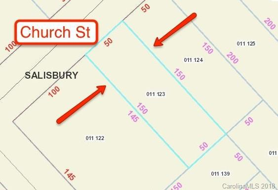 911 N Church Street, Salisbury, NC 28144 (#3383637) :: Odell Realty Group