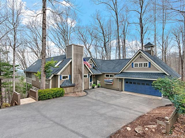 513 Kingcrest Drive, Flat Rock, NC 28731 (#3383681) :: RE/MAX Four Seasons Realty