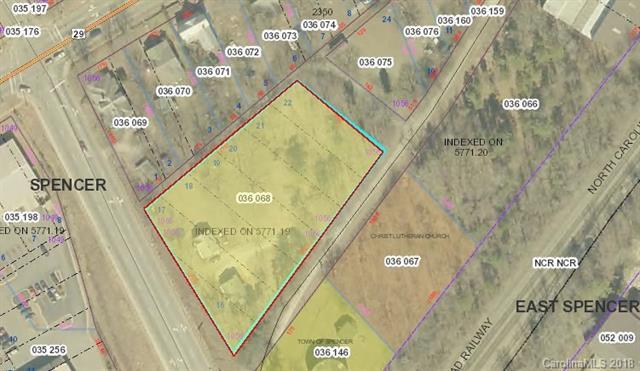 114 & 116 Lexington Avenue, Spencer, NC 28159 (#3383769) :: Robert Greene Real Estate, Inc.