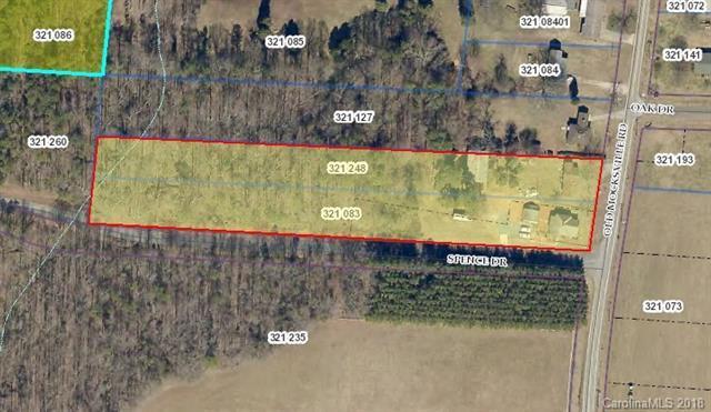 2737 Old Mocksville Road, Salisbury, NC 28147 (#3383781) :: Robert Greene Real Estate, Inc.